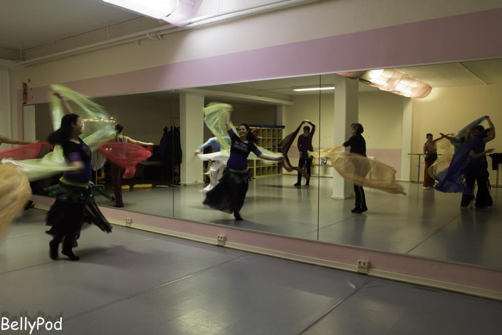 Afritah beim BATO-Workshop im OT-pur. Wir hatten verdammt viel Spaß an diesem Wochenende!
